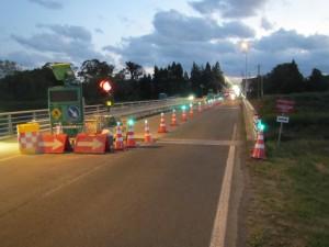 交通規制(車道)